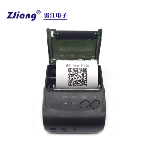 ZJ-58lydd Cheap Wireless Mini Portable Pos Printer with Driver Pos-5802DD