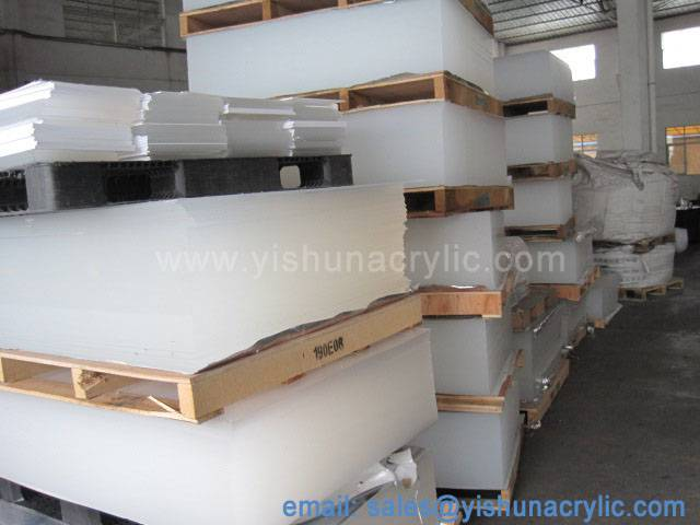 high quality cast acrylic sheet