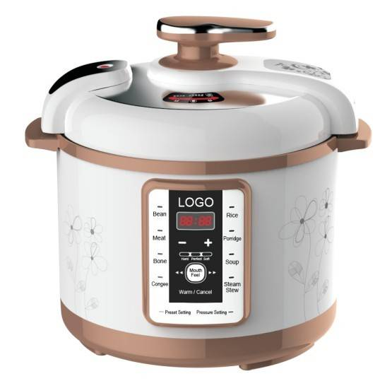 Model#YBW-K.M.K-80 Commercial Al Pressure Cooker