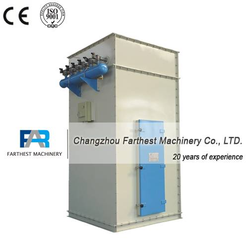 Bag Filtering Machine For Feed Plant