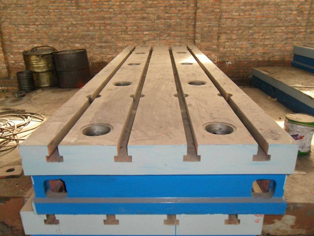 Most Competitive Boring Machine Cast Iron Plate