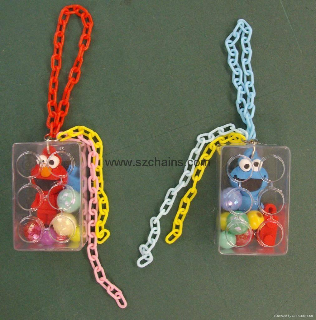 Plastic chain,Plastic stanchions, warning chain,Link Chains,clothes-drying chains, clothing chains ,