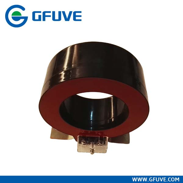 LZCT722-10 Cast Resin Bushing Type Current Transformer Split Core Current Sensors