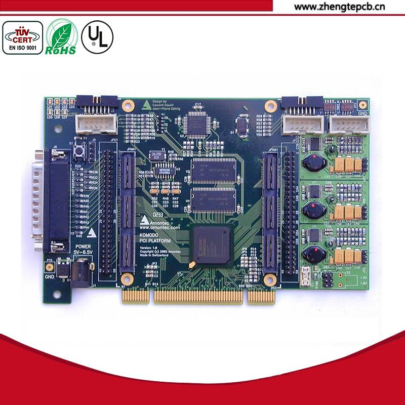 Electric meter PCB factory with RoHS standard