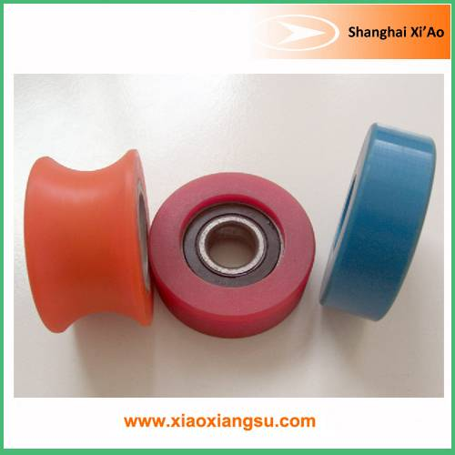 Polyurethane Conveyor Roller and Wheel