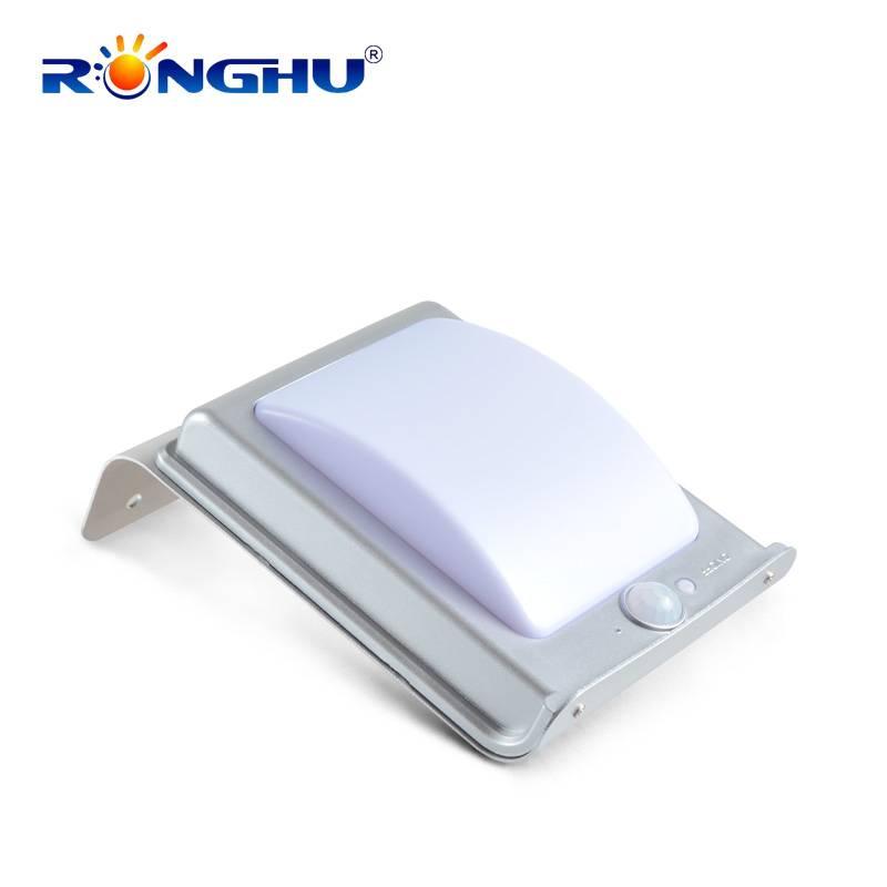 Led Motion Sensor Solar Light