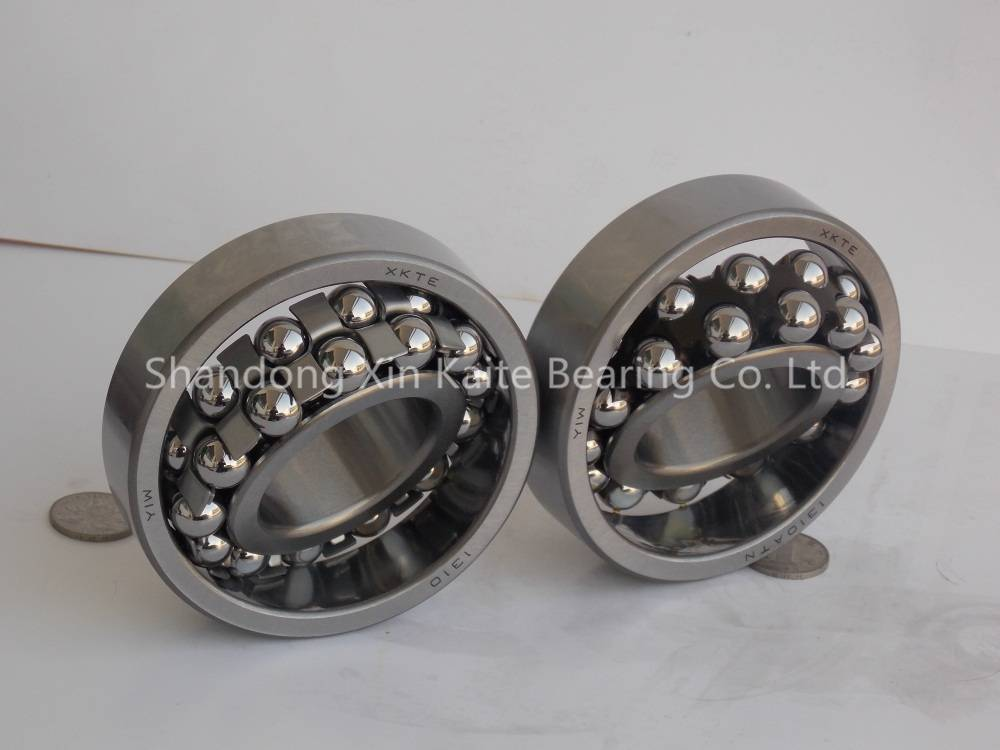 high precision 1 class self-aligning ball bearing 1308 to 1316