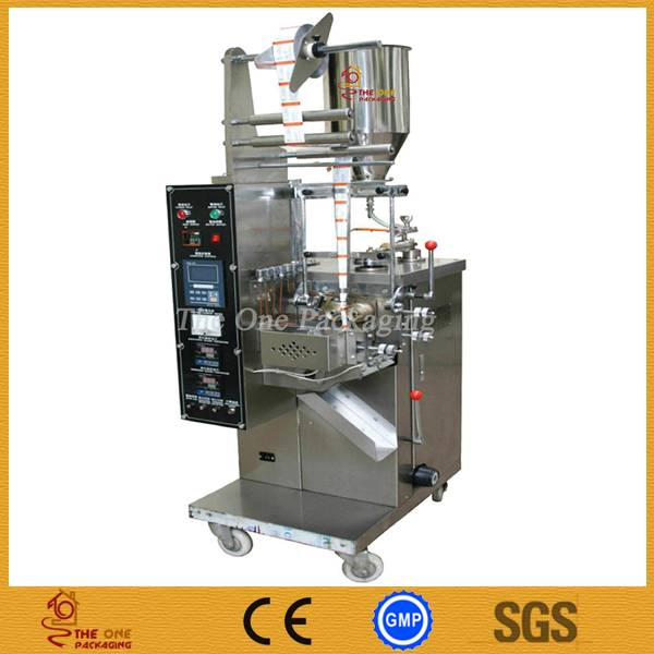 Vertical Liquid Packaging Machine, Shampoo Packing Machine