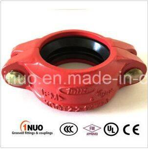 Big Manufacturer ForFM/UL/CE Approved Cast Iron Rigid coupling