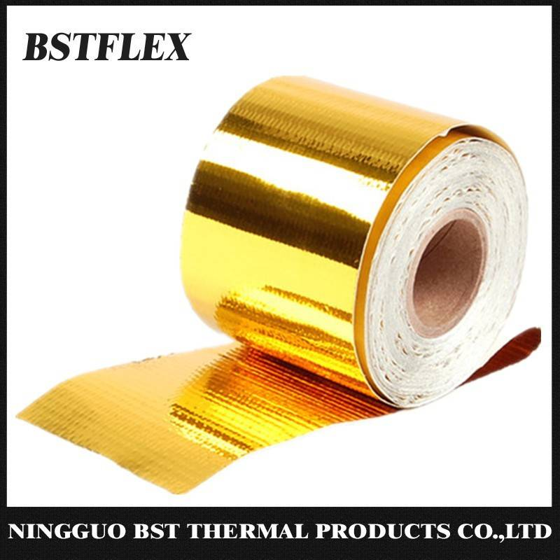 Reflective Gold Heat Shield Tape
