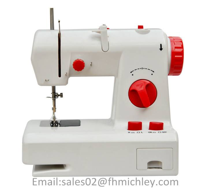 new condition factory wholesale electric home use sewing machine FHSM-208