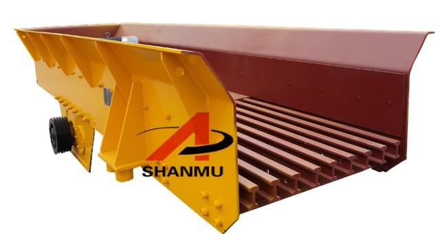 ZSW Vibrating feeder from SHANMU