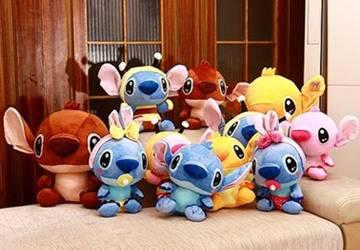 Disney Stitch Plush Toys Wholesale