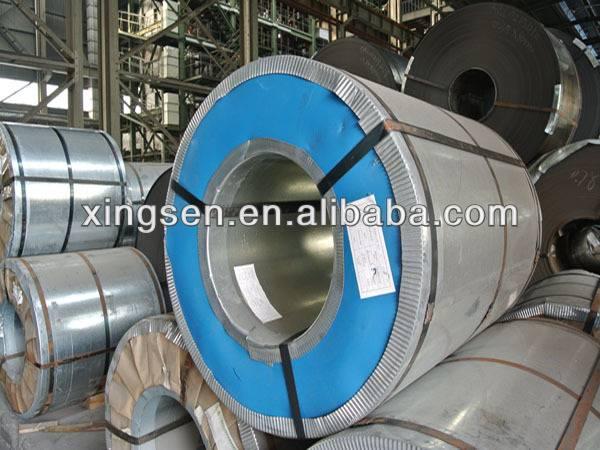 China supplier zinc gi galvanized steel coil sheet