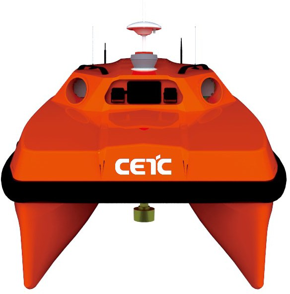 Unmanned surface Autopilot vessel USV boat RC Remote control vehicle Underwater topographic survey