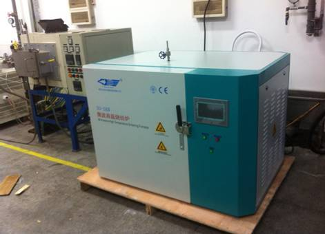 Microwave high temperature sintering furnace