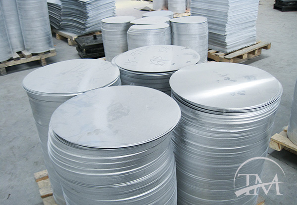 1060 Aluminum Circle/Disc/Wafer For Cookware