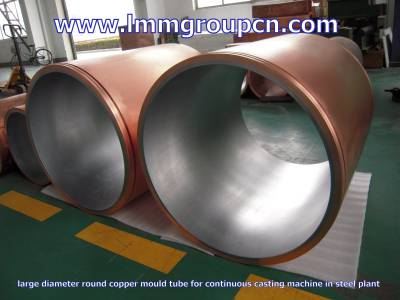 copper mould tube from LMMGROUP