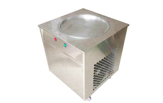 48CM Pan Fried Ice Cream Machine