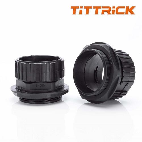 Tittrick High Quality Flexible Corrugated Tube Adaptor