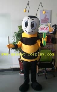 OISK Professional custom mascot costume bees mascot adult size