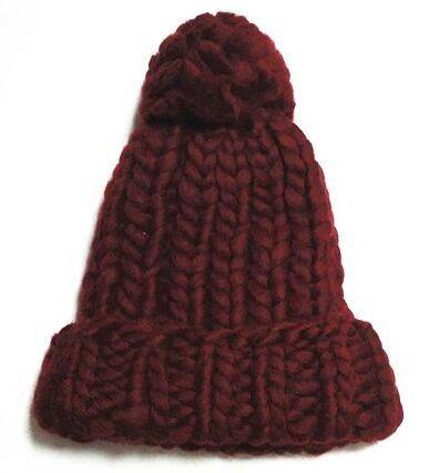 2015 fashion knitted winter warm hat