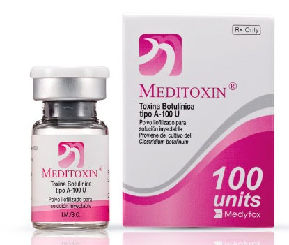 Anti Wrinkle Aesthetics Lyophilized Meditoxin Botulax Nabota Powder Injection Better Than Botox