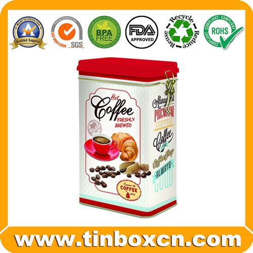 Coffee Box,Coffee Tin,Coffee Can,Food tin box,tin packaging