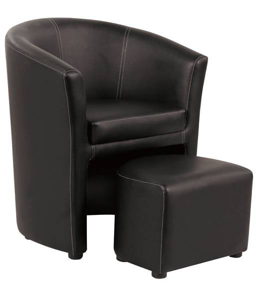 Quality Tub Chair with stools