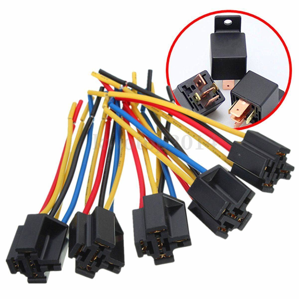 ODM OEM RoHS compliance 6 pin electric wire harness conector
