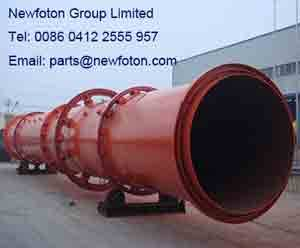 Girth gear of rotary kiln