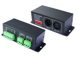 WS2801, WS2803 drving IC LED DMX512 decoder DC5V-DC24V