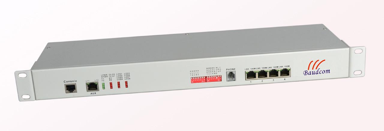 8E1 PDH Optical Multiplexer