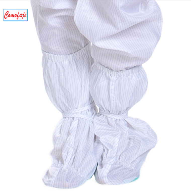Super quality ESD soft-soled shoes safety shoes cleanroom anti-static Booties