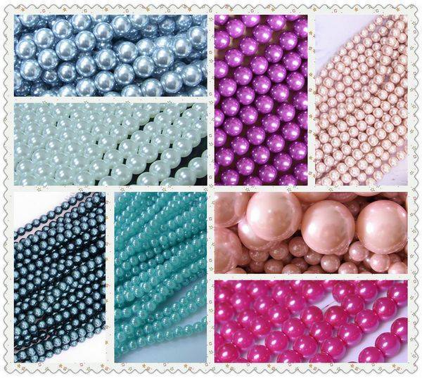 factory direct sell classy simulated pearl bead for jewelry making