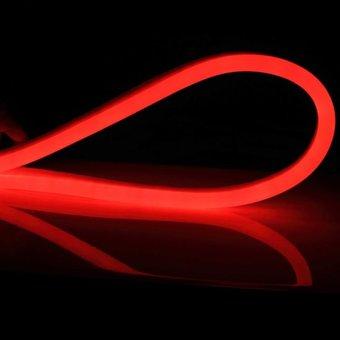 neon light red love in holiday lighting perimeter illumination digital rgb led neon flex tube sign