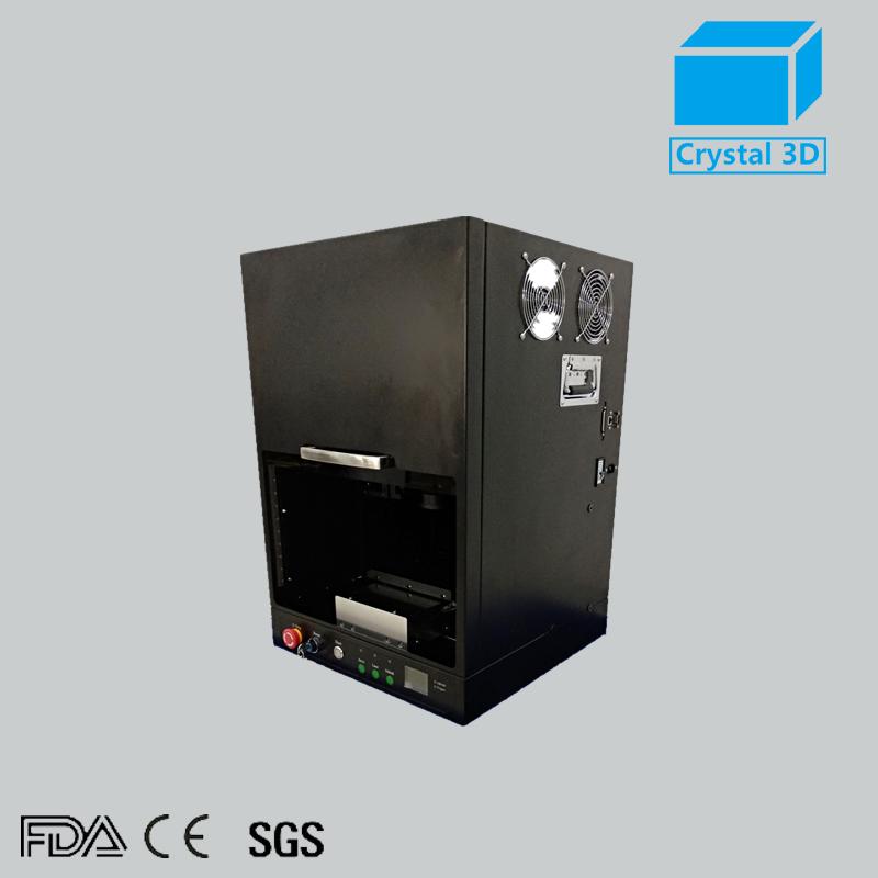 3D Personal Design Photo Crystal Laser Engraving Inner Printing Machine
