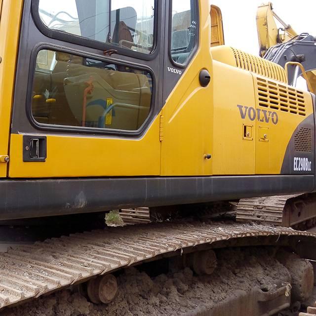 Used Volvo EC210BLC Crawler Excavator