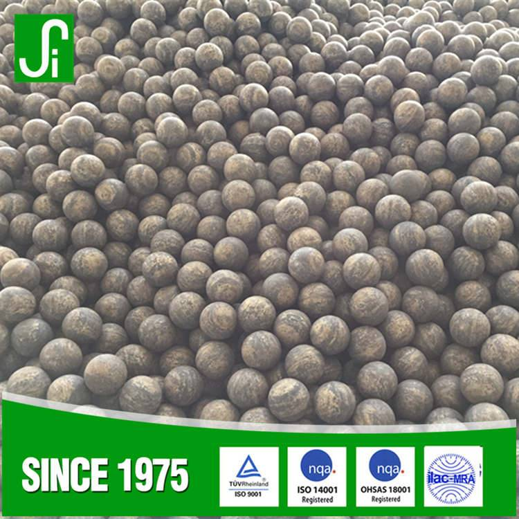China leading manufacture grinding steel balls all size 25-150mm