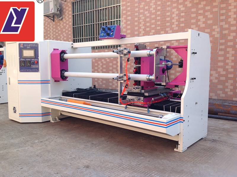 YL-702Fully Automatic 2 Shafts Cutting Machine
