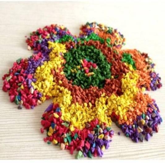 epdm rubber granules and PU binder manufacturer