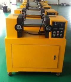 XH-401AE  Rubber two roll laboratory open mill