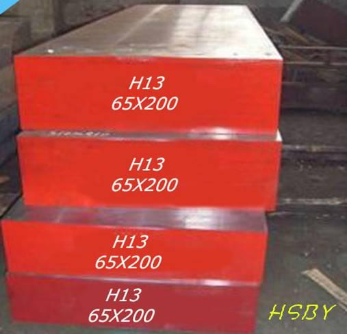 AISI H13/DIN1.2344/JIS SKD6 tool steel flats round bar