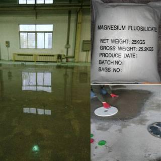 Magnesium Fluorosilicate factory