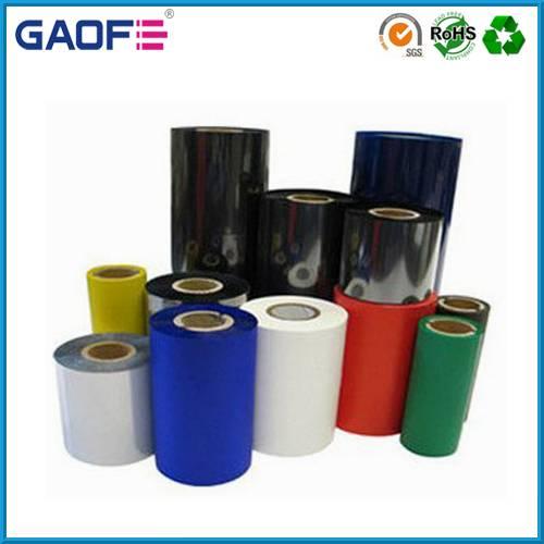 Wax Resin Barocde TTR Thermal Transfer Ribbon for Printer Zebra TSC