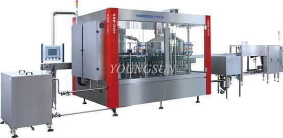 YSGYF-48 Beverage/Water Filling Machine