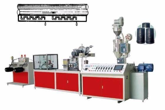 .Drip irrigation tape production line