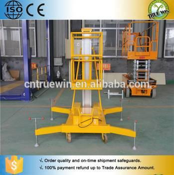 aluminum  lift platform