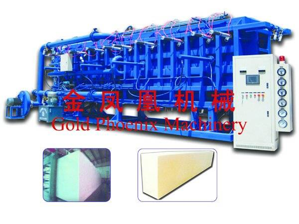 EPS molding machine