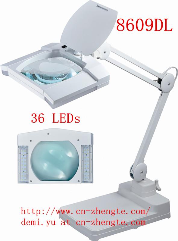 LED Magnifying Lamp